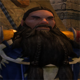 Kandral, son of Kuinn. Dwarf character on the LoTRO Laurelin Server