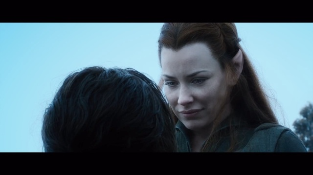 Images from The Hobbit: The Battle of the Five Armies main trailer -  all rights reserved