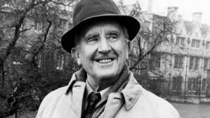 Professor J.R.R. Tolkien
